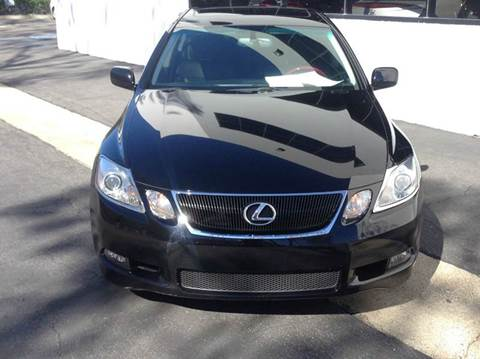 2007 Lexus GS 350 for sale at PRIUS PLANET in Laguna Hills CA
