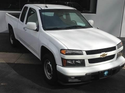 2012 Chevrolet Colorado for sale at PRIUS PLANET in Laguna Hills CA
