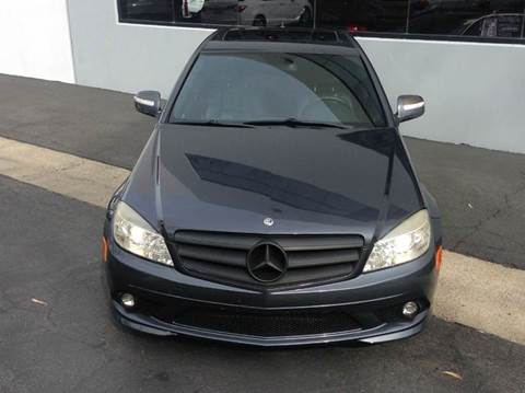 2008 Mercedes-Benz C-Class for sale at PRIUS PLANET in Laguna Hills CA
