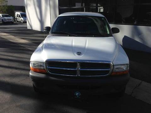 2004 Dodge Dakota for sale at PRIUS PLANET in Laguna Hills CA