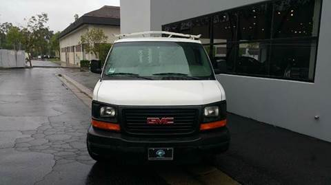 2004 GMC Savana Cargo for sale at PRIUS PLANET in Laguna Hills CA