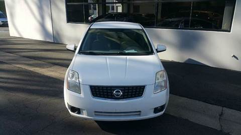 2007 Nissan Sentra for sale at PRIUS PLANET in Laguna Hills CA