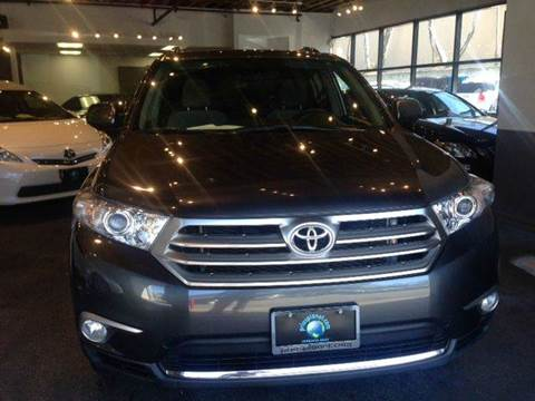 2012 Toyota Highlander for sale at PRIUS PLANET in Laguna Hills CA