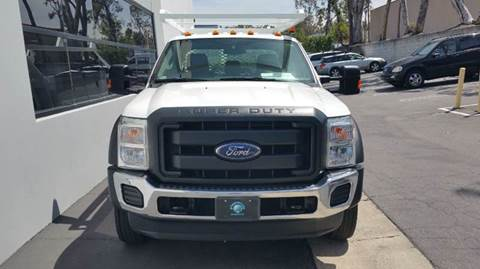 2014 Ford F-450 Super Duty for sale at PRIUS PLANET in Laguna Hills CA