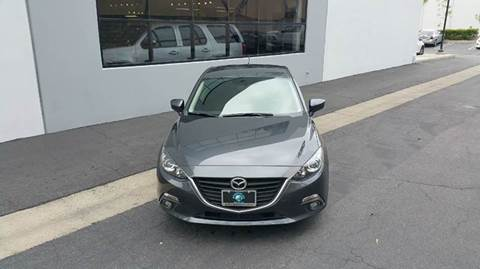 2015 Mazda MAZDA3 for sale at PRIUS PLANET in Laguna Hills CA