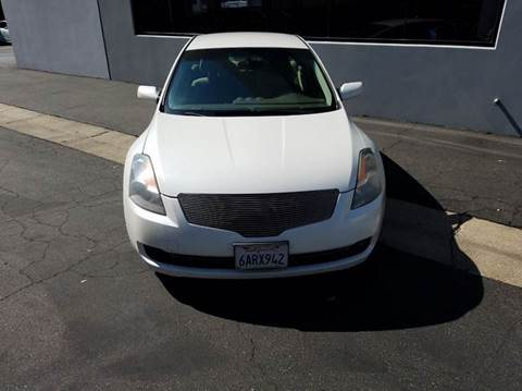 2008 Nissan Altima for sale at PRIUS PLANET in Laguna Hills CA