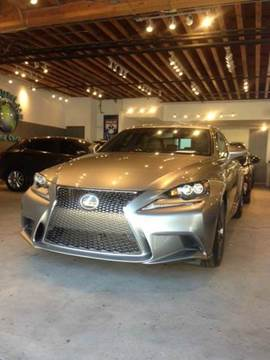 2015 Lexus IS 250 for sale at PRIUS PLANET in Laguna Hills CA