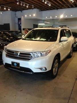 2013 Toyota Highlander for sale at PRIUS PLANET in Laguna Hills CA