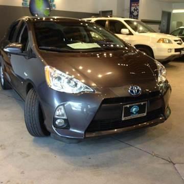 2014 Toyota Prius c for sale at PRIUS PLANET in Laguna Hills CA