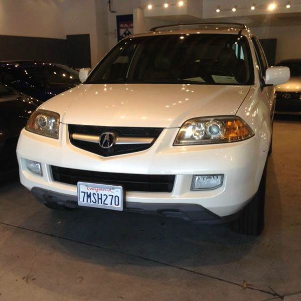 2006 Acura MDX for sale at PRIUS PLANET in Laguna Hills CA