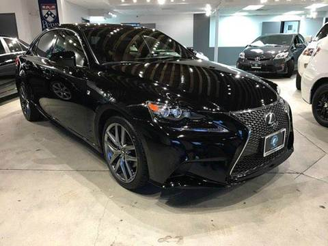 2014 Lexus IS 250 for sale at PRIUS PLANET in Laguna Hills CA