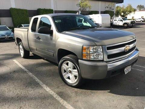 2008 Chevrolet Silverado 1500 for sale at PRIUS PLANET in Laguna Hills CA