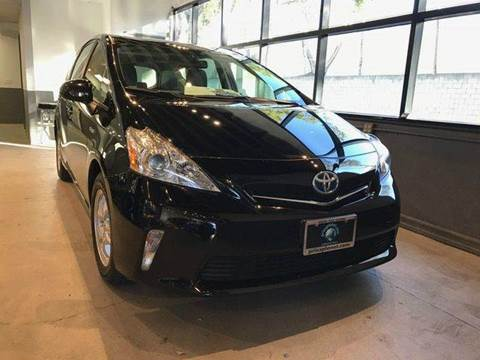 2014 Toyota Prius v for sale at PRIUS PLANET in Laguna Hills CA