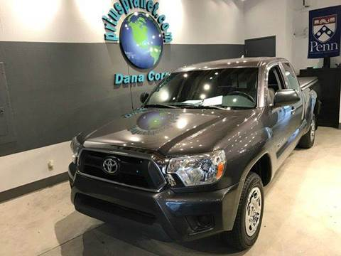 2015 Toyota Tacoma for sale at PRIUS PLANET in Laguna Hills CA