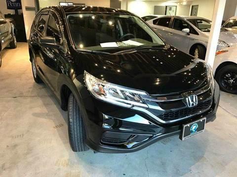 2016 Honda CR-V for sale at PRIUS PLANET in Laguna Hills CA