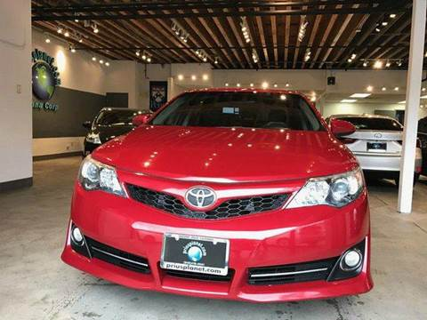 2014 Toyota Camry for sale at PRIUS PLANET in Laguna Hills CA