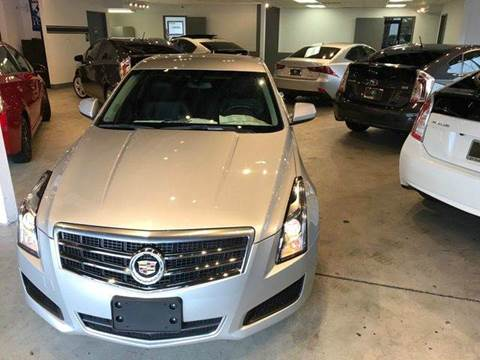2014 Cadillac ATS for sale at PRIUS PLANET in Laguna Hills CA