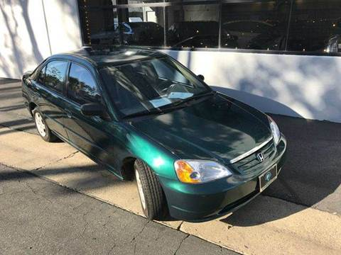 2001 Honda Civic for sale at PRIUS PLANET in Laguna Hills CA