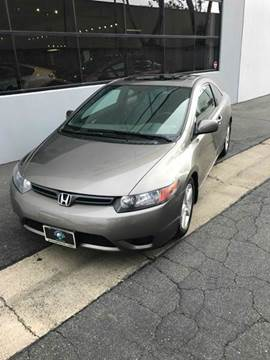 2008 Honda Civic for sale at PRIUS PLANET in Laguna Hills CA