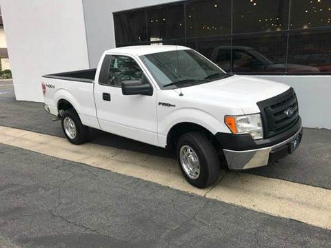 2012 Ford F-150 for sale at PRIUS PLANET in Laguna Hills CA