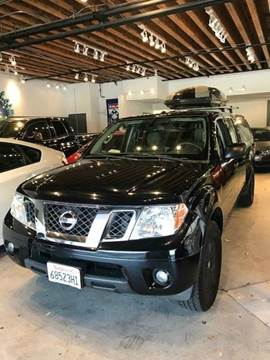 2014 Nissan Frontier for sale at PRIUS PLANET in Laguna Hills CA