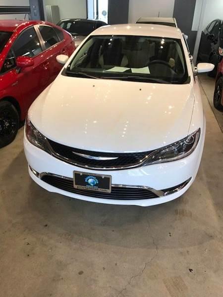 2015 Chrysler 200 for sale at PRIUS PLANET in Laguna Hills CA