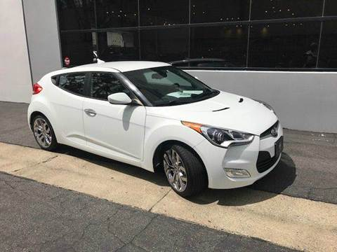 2014 Hyundai Veloster for sale at PRIUS PLANET in Laguna Hills CA