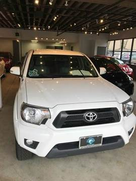 2014 Toyota Tacoma for sale at PRIUS PLANET in Laguna Hills CA