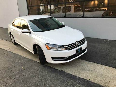 2012 Volkswagen Passat for sale at PRIUS PLANET in Laguna Hills CA