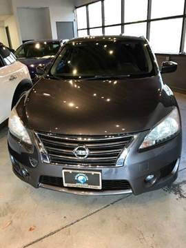 2013 Nissan Sentra for sale at PRIUS PLANET in Laguna Hills CA