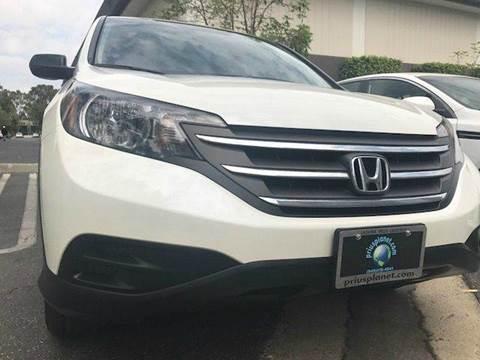 2014 Honda CR-V for sale at PRIUS PLANET in Laguna Hills CA