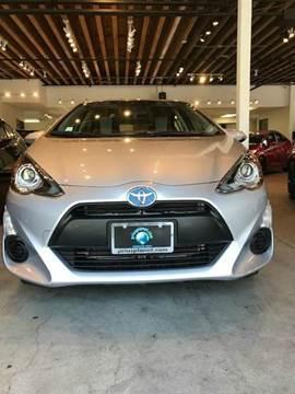 2015 Toyota Prius c for sale at PRIUS PLANET in Laguna Hills CA