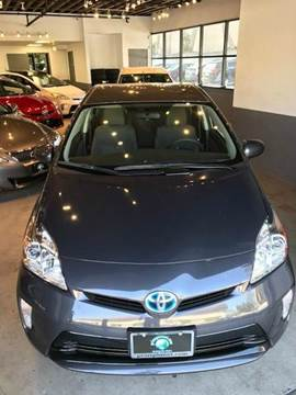 2015 Toyota Prius for sale at PRIUS PLANET in Laguna Hills CA