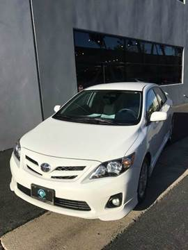 2012 Toyota Corolla for sale at PRIUS PLANET in Laguna Hills CA