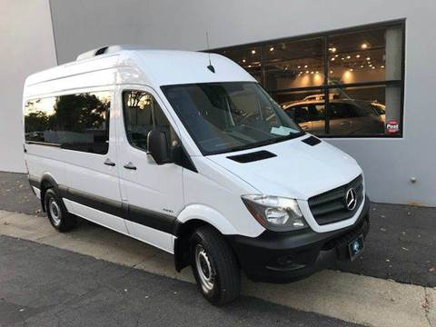 2016 Mercedes-Benz Sprinter for sale at PRIUS PLANET in Laguna Hills CA