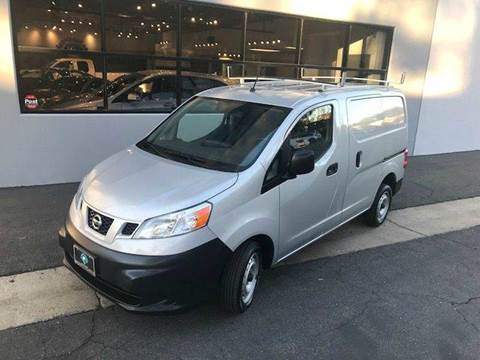 2015 Nissan NV200 for sale at PRIUS PLANET in Laguna Hills CA