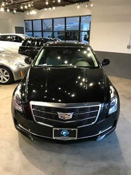 2015 Cadillac ATS for sale at PRIUS PLANET in Laguna Hills CA