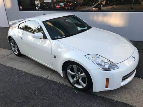 2007 Nissan 350Z for sale at PRIUS PLANET in Laguna Hills CA
