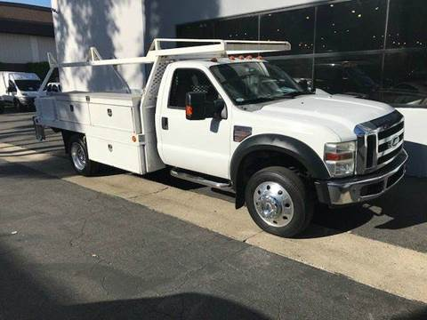 2008 Ford F-450 Super Duty for sale at PRIUS PLANET in Laguna Hills CA