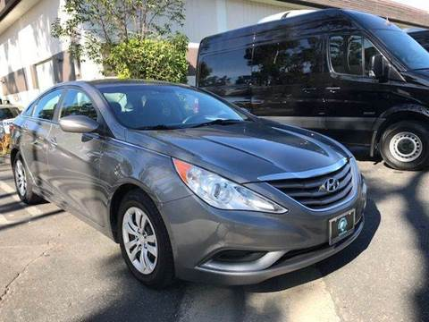 2013 Hyundai Sonata for sale at PRIUS PLANET in Laguna Hills CA