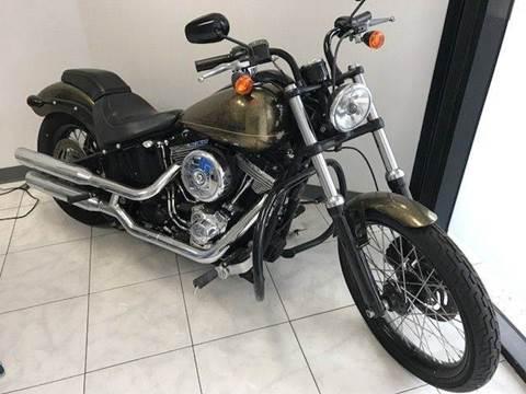 2013 Harley-Davidson Softtail