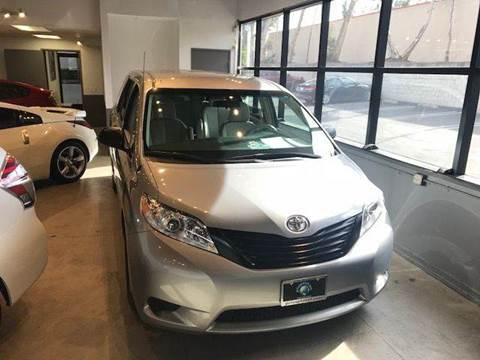 2014 Toyota Sienna for sale at PRIUS PLANET in Laguna Hills CA