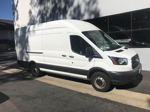 2017 Ford Transit Cargo for sale at PRIUS PLANET in Laguna Hills CA
