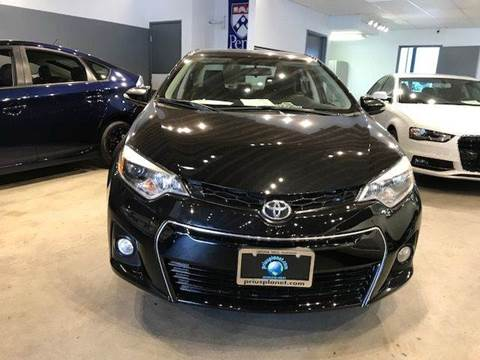 2015 Toyota Corolla for sale at PRIUS PLANET in Laguna Hills CA