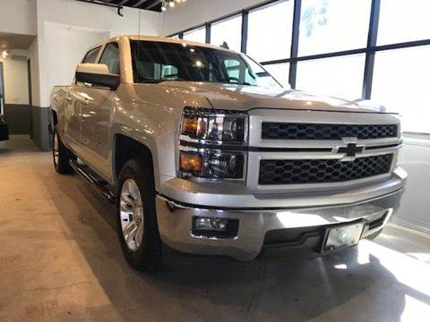 2015 Chevrolet Silverado 1500 for sale at PRIUS PLANET in Laguna Hills CA