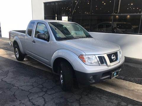 2016 Nissan Frontier for sale at PRIUS PLANET in Laguna Hills CA