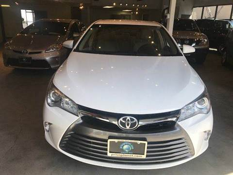 2016 Toyota Camry for sale at PRIUS PLANET in Laguna Hills CA