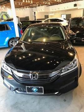 2017 Honda Accord for sale at PRIUS PLANET in Laguna Hills CA