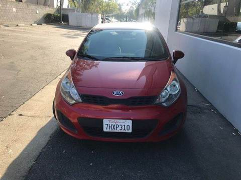 2012 Kia Rio5 for sale at PRIUS PLANET in Laguna Hills CA