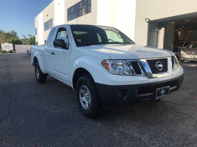2015 Nissan Frontier for sale at PRIUS PLANET in Laguna Hills CA